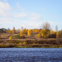 А на том берегу... :: Александр Рябков