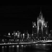 Вид с Замосковрецкого моста :: angry_fak Яковенко
