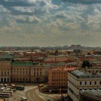 Панорама с Исаакиевского собора :: Ярослав Трубников