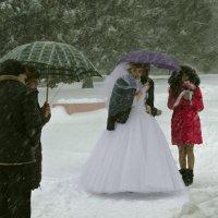 Невеста. :: Владимир Иванов