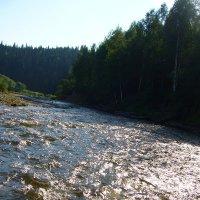 Урал. Река Койва. Сплав-2012. Пороги :: Анна Анисимова (Мурашкина)