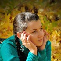 ..на ковре, из желтых листьев.. :: Павел Евстратов