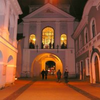 Вильнюс. Святые ворота. :: Jelena Volkova