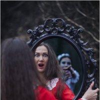 В отражении :: Ренат Менаждинов
