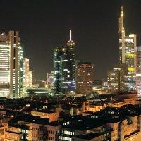Ночной Франкфурт :: Михаил Бояркин
