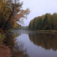 Сентябрьский туман :: Сергей