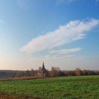 Церковь Одигитриевской Божией матери :: Мария Парамонова