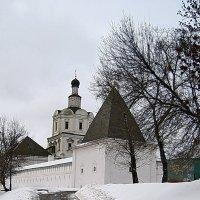 Путь в Монастырь :: Margarta Kushnirenko