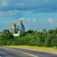 дорога в Монастырь :: Margarta Kushnirenko