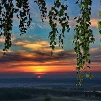 Прощание с солнцем... :: Наталья Юрова