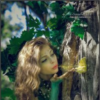 Лесная фея :: Андрей Сурин