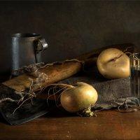 Страшная сказка про репку :: Lev Serdiukov