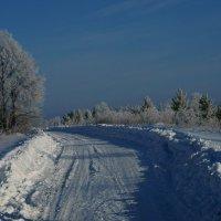 зима :: владимир урванцев