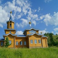 монастырь :: владимир урванцев