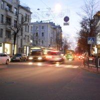 Вечерняя Сумская :: Наталья Тимошенко