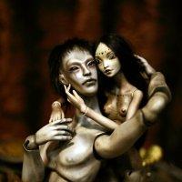 Шарнирные куклы 2 :: Анна Кузнецова