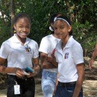 Школьницы Таити :: Владимир Хиль