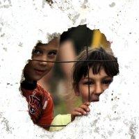 Дыра в мир :: Зинаида Цикалова