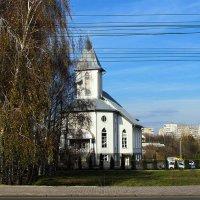 молельный дом :: юрий иванов