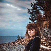 у воды :: Кристина Миля
