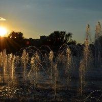 Парк Царицыно на закате :: Анастасия Бурдина