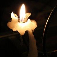 Оплывшая свеча :: Марина Marina