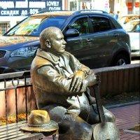 Памятник Михаилу Кругу :: Андрей Козов