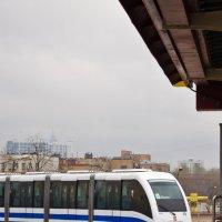 Прибытие поезда :: Вячеслав Печенин