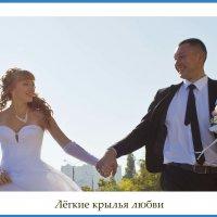 Лёгкие крылья любви :: Константин Николаенко
