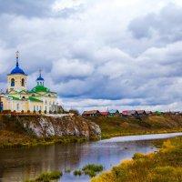 Церковь Георгия Победоносца :: Сергей Андрейчук