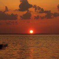 Заход солнца :: максим лыков