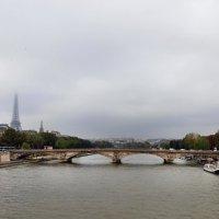 Туман в Париже :: Михаил Малец