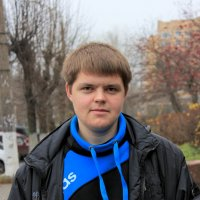 Суровый парень :)) :: Александра Сучкова
