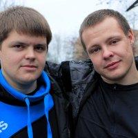 Два брата :: Александра Сучкова