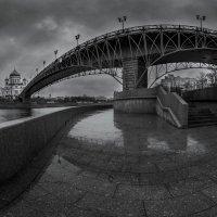 """""""Двое под мостом"""" (03.11.13) :: Юрий Морозов"""