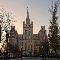 Москва (прогулка по вечернему городу) :: Евгений Жиляев