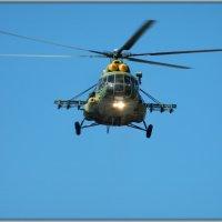 Вертолет :: Павел Галактионов
