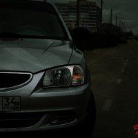 В машине было пятеро... :: Сергей Анатольевич