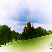 Церковь :: Сергей Анатольевич