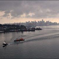 Будни Ванкувера :: Юрий Матвеев