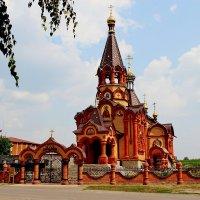 Храм  Святой  великомученицы  Екатерины :: Vlad Borschev