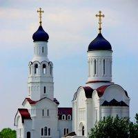 Храм  во  имя  Святого  равноапостольного  князя  Владимира :: Vlad Borschev