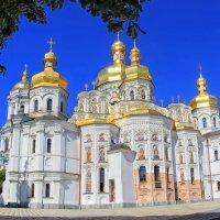 Успенский собор Киево-Печерской лавры :: Марина Назарова