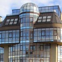новый дом в Самаре :: Арсений Корицкий