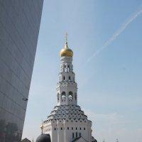 Церковь :: Елизавета Овсянникова