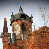 Старые церкви :: Сергей Тихонов
