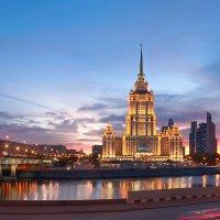 Гостиница Украина :: Роман Полианчик
