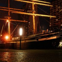 Пиратский корабль :: Tatjana Pruch