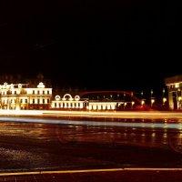 Призрак вечернего города :: Ард Прохоров