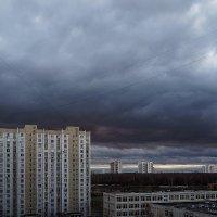 В Москве непогода :: Надежда Лаптева